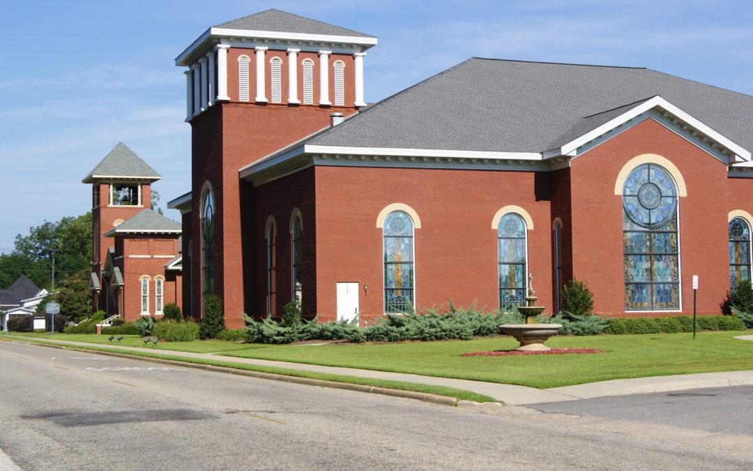 First Baptist   Headland