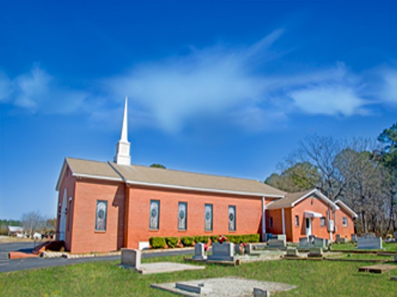 Old Zion Baptist Church